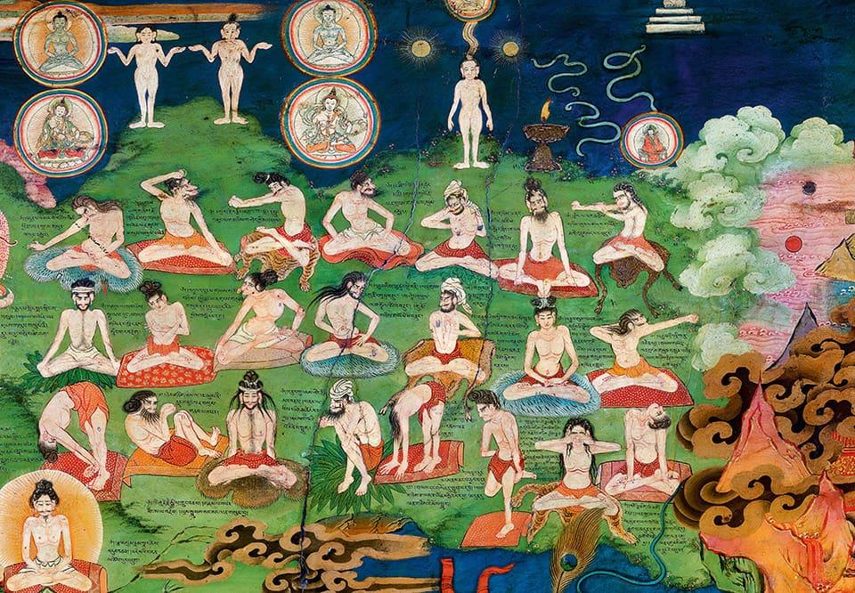 Kundalini & Buddhism