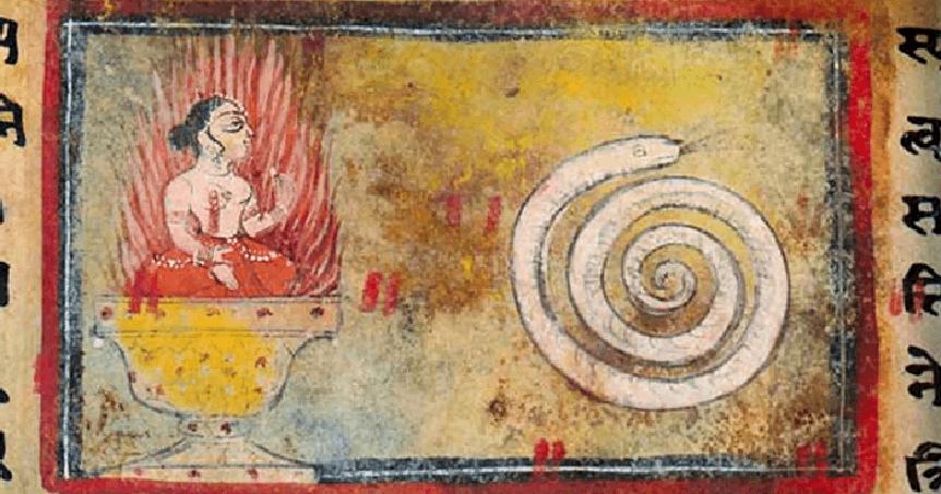 Kundalini Divine Power