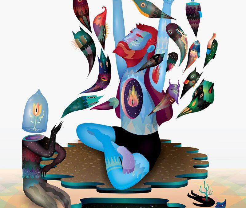 Kriya Shakti and the Surfacing of Accumulated Impressions